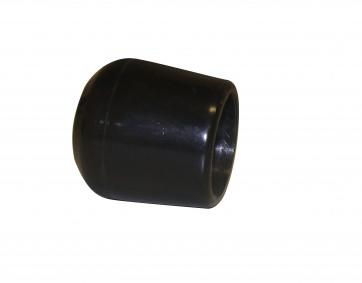 Voetdop 19mm Zwart
