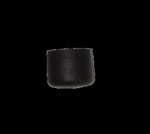 Fußkappe 28mm Schwarz