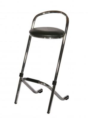 Amoer Barhocker Sitz Schwarz