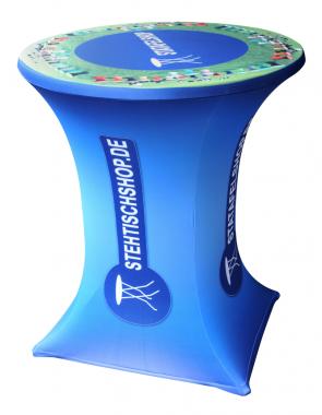 Stretchhusse mit personalisierte Druck 80-85cm