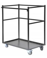Small bar/patio table transportwagon