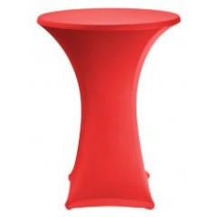 Stretchrok Rood + topcover