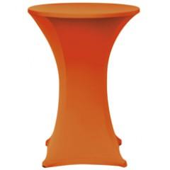 Stretchrok Oranje + topcover