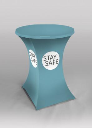 Corona statafelrok Stay Safe